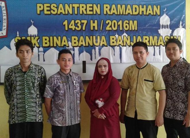 Pesantren Ramadhan 2016