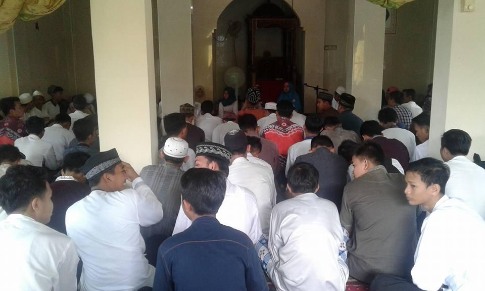 Maulid Nabi Muhammad SAW 1438 H. di SMK Bina Banua banjarmasin