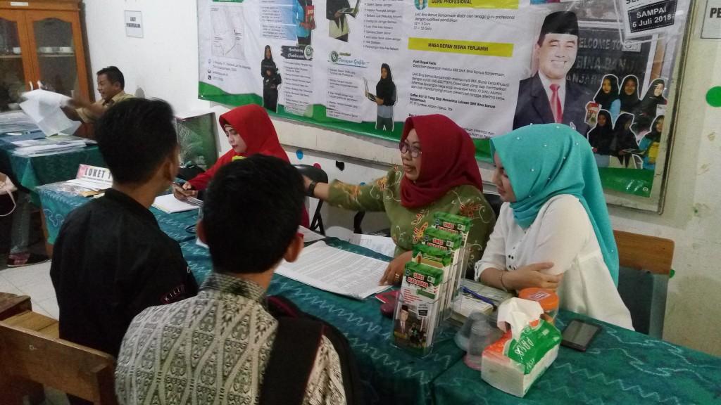 Pendaftaran Penerimaan Peserta Didik Baru (PPDB) SMK Bina Banua Banjarmasin Tahun 2018