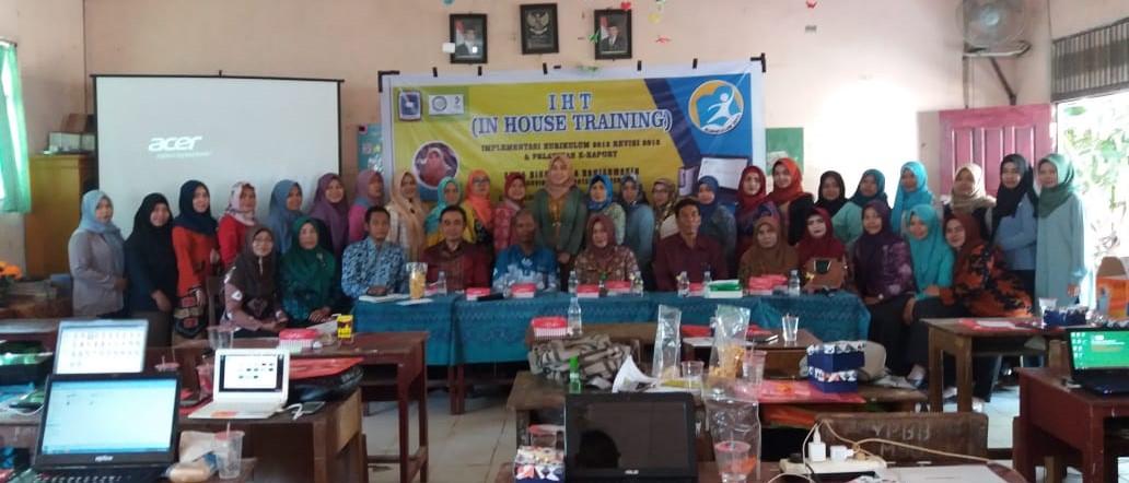Pelatihan IHT Kurikulum 2013 Revisi 2018
