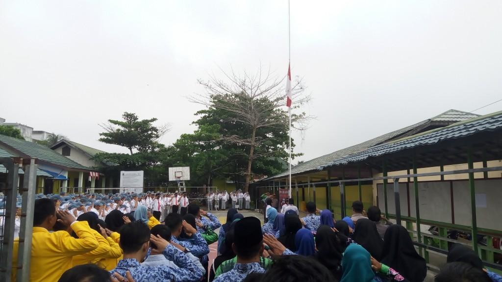 Peringatan Hari Sumpah Pemuda Tahun 2018 - SMK Bina Banua Banjarmasin