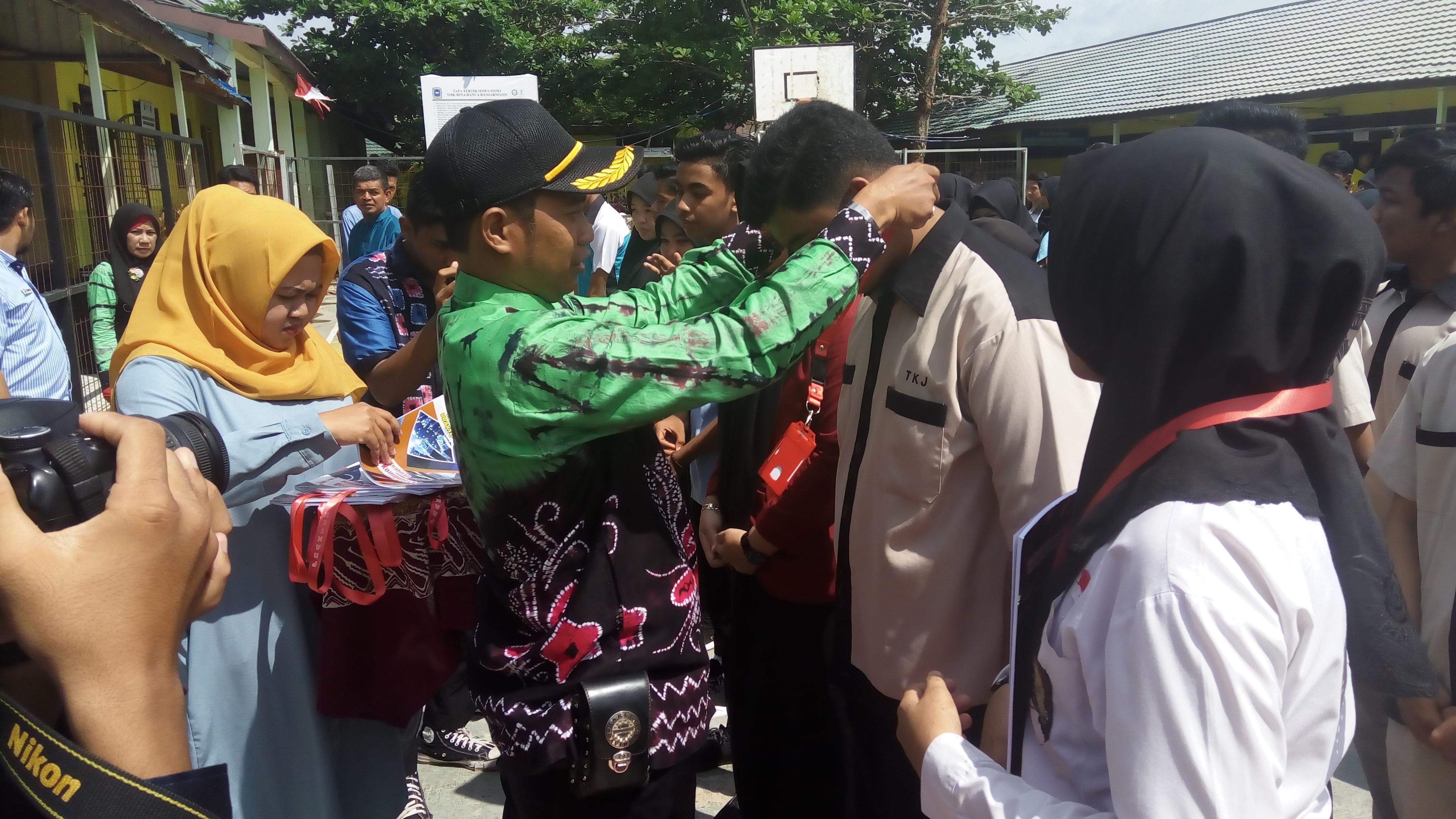 Pelepasan dan Pembekalan Siswa PKL Tahap 1 Tahun 2019