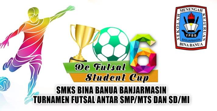 De Futsal Student Cup 2019