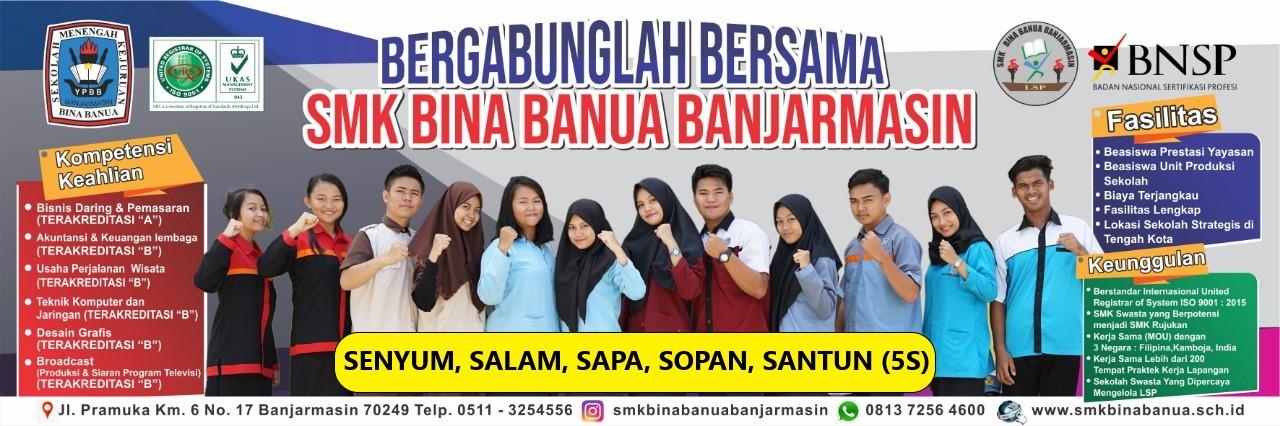 SMK Bina Banua Banjarmasin