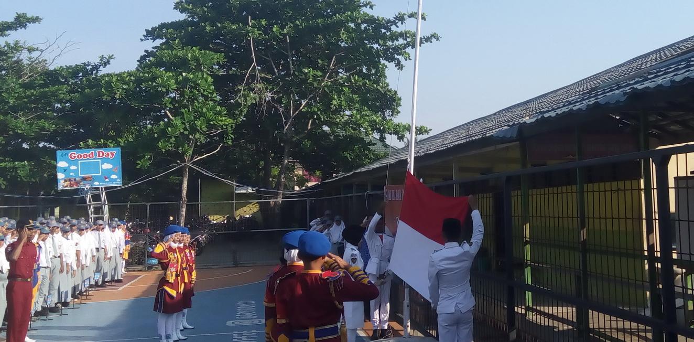Peringatan Hari Pahlawan Tahun 2019 Di SMK Bina Banua Banjarmasin