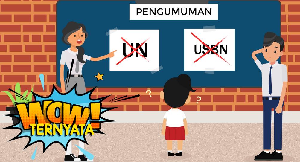 Kebijakan Baru Mendikbud Terkait UN Dan USBN
