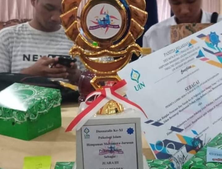 Juara 3 Film Pendek UIN Antasari Banjarmasin Pada Dies Natalis ke XI