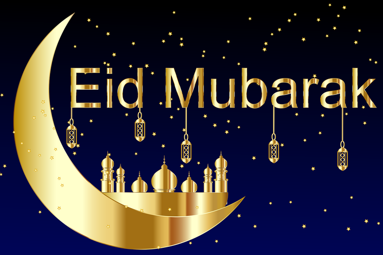 Selamat Hari Raya Idul Fitri 1442 H